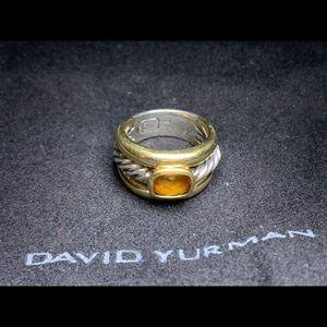 David Yurman Citron Ring Size 6